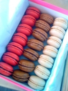 We are now making delicious Macaroons!