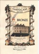 Bronze Award for our Seville Orange Marmalde Madeira Cake